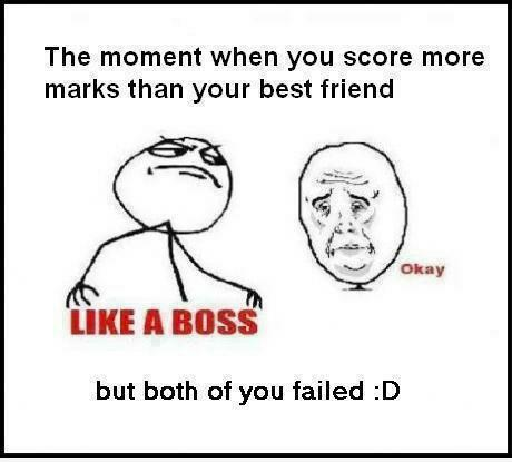 both of u failed :P